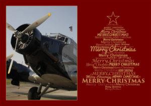 Frohe Weihnachten Flugzeug.Ju 52 Flug Wunscht Frohe Weihnachten Erlebnis Ju 52